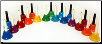 20 Note Kidsplay Handbell Set, Low A - High E,  RB118EX